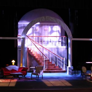 The Little Foxes Irving Community Theatre Scenic Design by Ellen Mizener Directed by Chris Robinson Lighting Design by Sam Nance