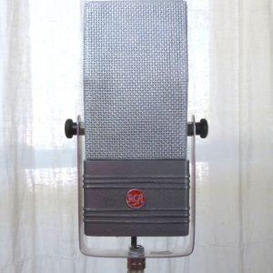 Replica RCA Model 44BX Microphone