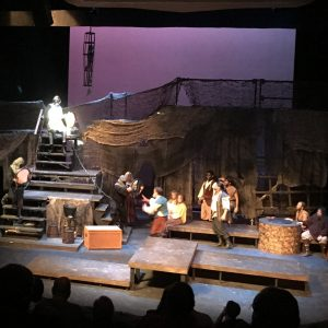 Man of La Mancha, Tarrant Actors Regional Theatre, October, 2018